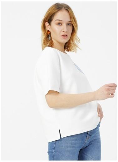 Fabrika Comfort Fabrika Comfort Beyaz Bluz Beyaz